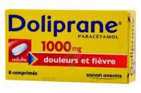 Doliprane 1000 Mg Comprimés Plq/8 à Bordeaux