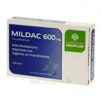 MILDAC 600 mg, comprimé enrobé à Bordeaux
