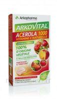 Arkovital Acérola 1000 Comprimés à Croquer B/30 à Bordeaux