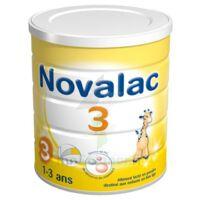 NOVALAC LAIT 3 BOITE 800G à Bordeaux