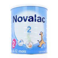 NOVALAC LAIT 2, 6-12 mois BOITE 800G à Bordeaux