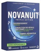 Novanuit Triple Action Comprimés B/30 à Bordeaux