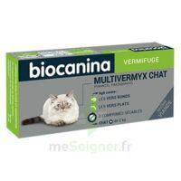 Biocanina Multivermyx Comprimés Vermifuge Chat B/2 à Bordeaux