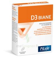 Pileje D3 Biane Capsules 200 Ui - Vitamine D 30 Capsules à Bordeaux