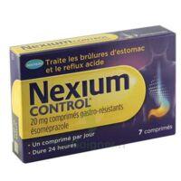 NEXIUM CONTROL 20 mg Cpr gastro-rés Plq/7 à Bordeaux