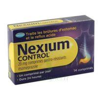 NEXIUM CONTROL 20 mg Cpr gastro-rés Plq/14 à Bordeaux