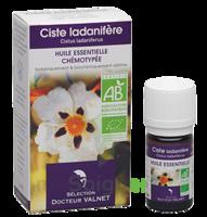 DOCTEUR VALNET Huile Essentielle BIO, CISTE LADANIFERE 5ML à Bordeaux