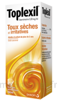 TOPLEXIL 0,33 mg/ml, sirop 150ml à Bordeaux