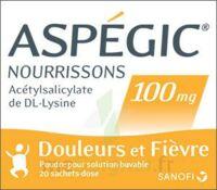 ASPEGIC NOURRISSONS 100 mg, poudre pour solution buvable en sachet-dose à Bordeaux