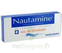 NAUTAMINE, comprimé sécable à Bordeaux