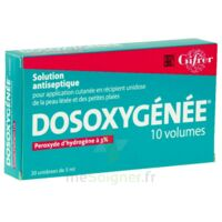 DOSOXYGENEE 10 VOLUMES, solution pour application cutanée en récipient unidose à Bordeaux