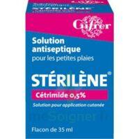 Sterilene à 0,5 Pour Cent, Solution Pour Application Locale à Bordeaux