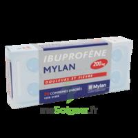 IBUPROFENE MYLAN 200 mg, comprimé enrobé B/30 à Bordeaux