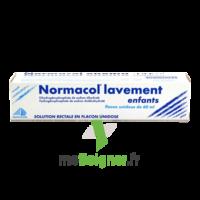 Normacol Lavement Enfants, Solution Rectale, Récipient Unidose à Bordeaux
