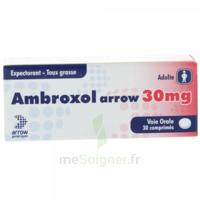Ambroxol Arrow 30 Mg, Comprimé à Bordeaux
