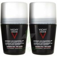 VICHY ANTI-TRANSPIRANT HOMME Bille anti-trace 48h LOT à Bordeaux