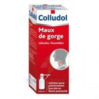 COLLUDOL Solution pour pulvérisation buccale en flacon pressurisé Fl/30 ml + embout buccal à Bordeaux