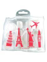 Kit flacons de voyage à Bordeaux