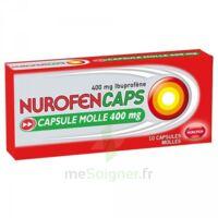 Nurofencaps 400 Mg Caps Molle Plq/10 à Bordeaux