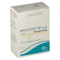 Mycoster 10 Mg/g Shampooing Fl/60ml à Bordeaux