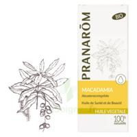 Pranarom Huile Végétale Bio Macadamia 50ml à Bordeaux