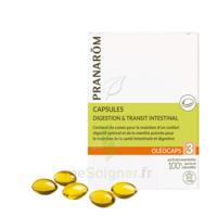 PRANAROM OLEOCAPS 3 Caps digestion & transit intestinal à Bordeaux