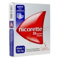 Nicoretteskin 25 mg/16 h Dispositif transdermique B/28 à Bordeaux