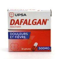 DAFALGAN 500 mg Gélules 2plq/8 (16) à Bordeaux