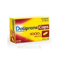 Dolipranecaps 1000 Mg Gélules Plq/8 à Bordeaux