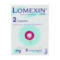 Lomexin 600 Mg Caps Molle Vaginale Plq/2 à Bordeaux