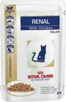 Royal Canin Chat Renal Poulet B/12 à Bordeaux