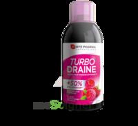 Turbodraine Solution buvable Framboise 2*500ml à Bordeaux