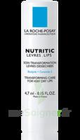 Nutritic Stick Lèvres Sèche Sensibles 2 Etui/4,7ml à Bordeaux