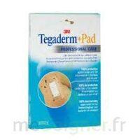 Tegaderm + Pad, 5 Cm X 7 Cm , Bt 5 à Bordeaux