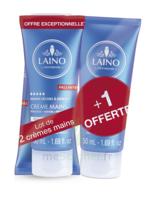 Laino Hydratation Au Naturel Crème Mains Cire D'abeille 3*50ml à Bordeaux