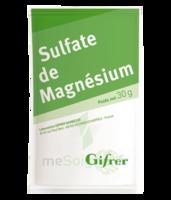 Gifrer Magnésium Sulfate Poudre 50 Sachets/30g à Bordeaux