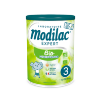 Modilac Expert Bio 3 Lait Poudre B/800g à Bordeaux