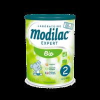 Modilac Expert Bio 2 Lait Poudre B/800g à Bordeaux