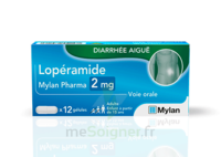 Loperamide Mylan Pharma 2mg, Gélules à Bordeaux