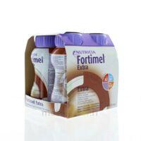 FORTIMEL EXTRA Nutriment chocolat 4Bouteilles/200ml à Bordeaux